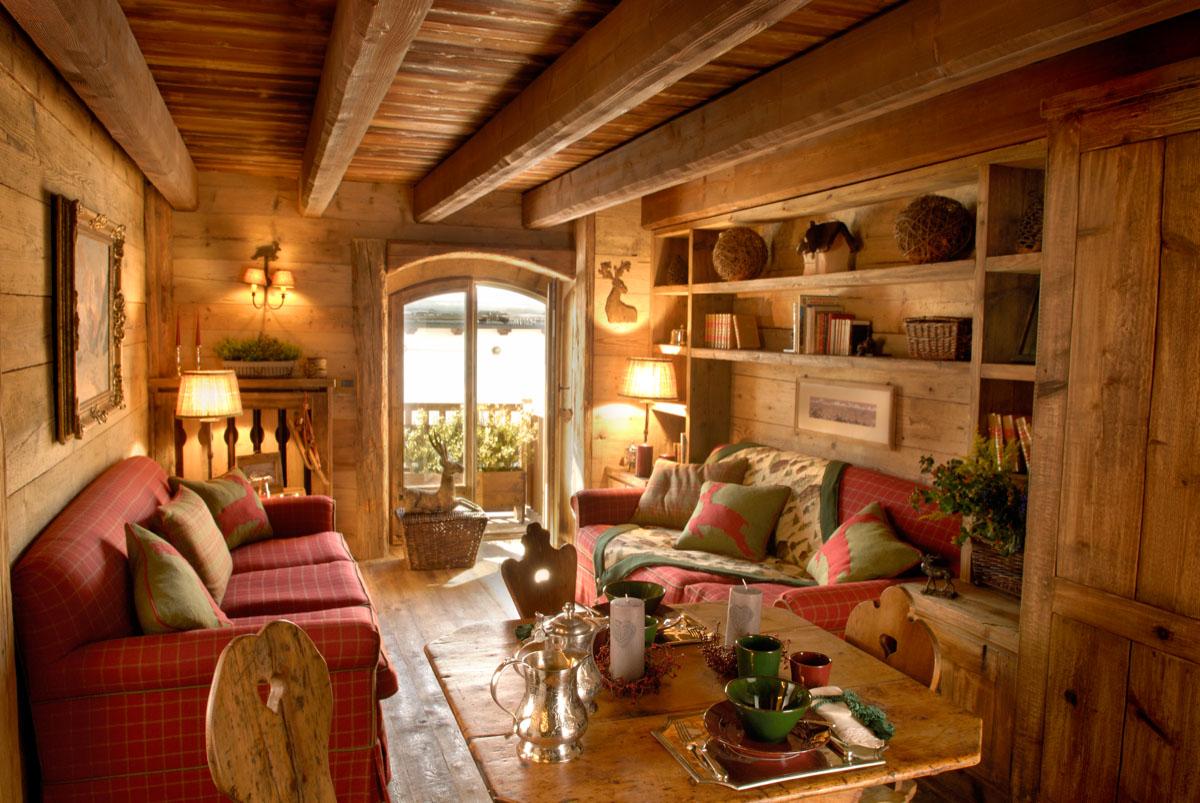 Arredamento Casa Di Montagna : Arredamento casa montagna foto good trasformare la casa in uno